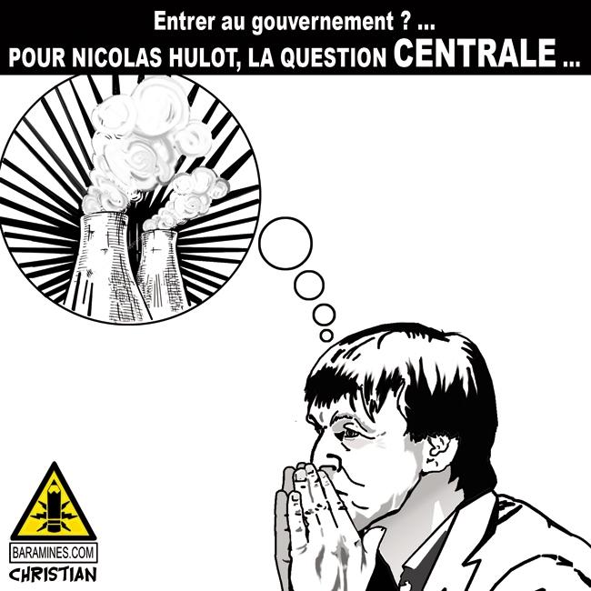 Nicolas Hulot par chris69
